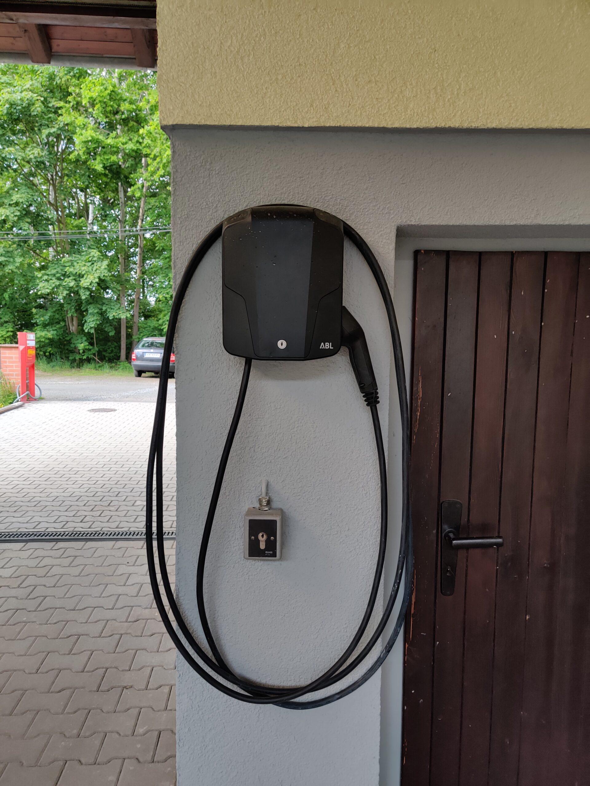 11 kW Ladestation für E-Mobility