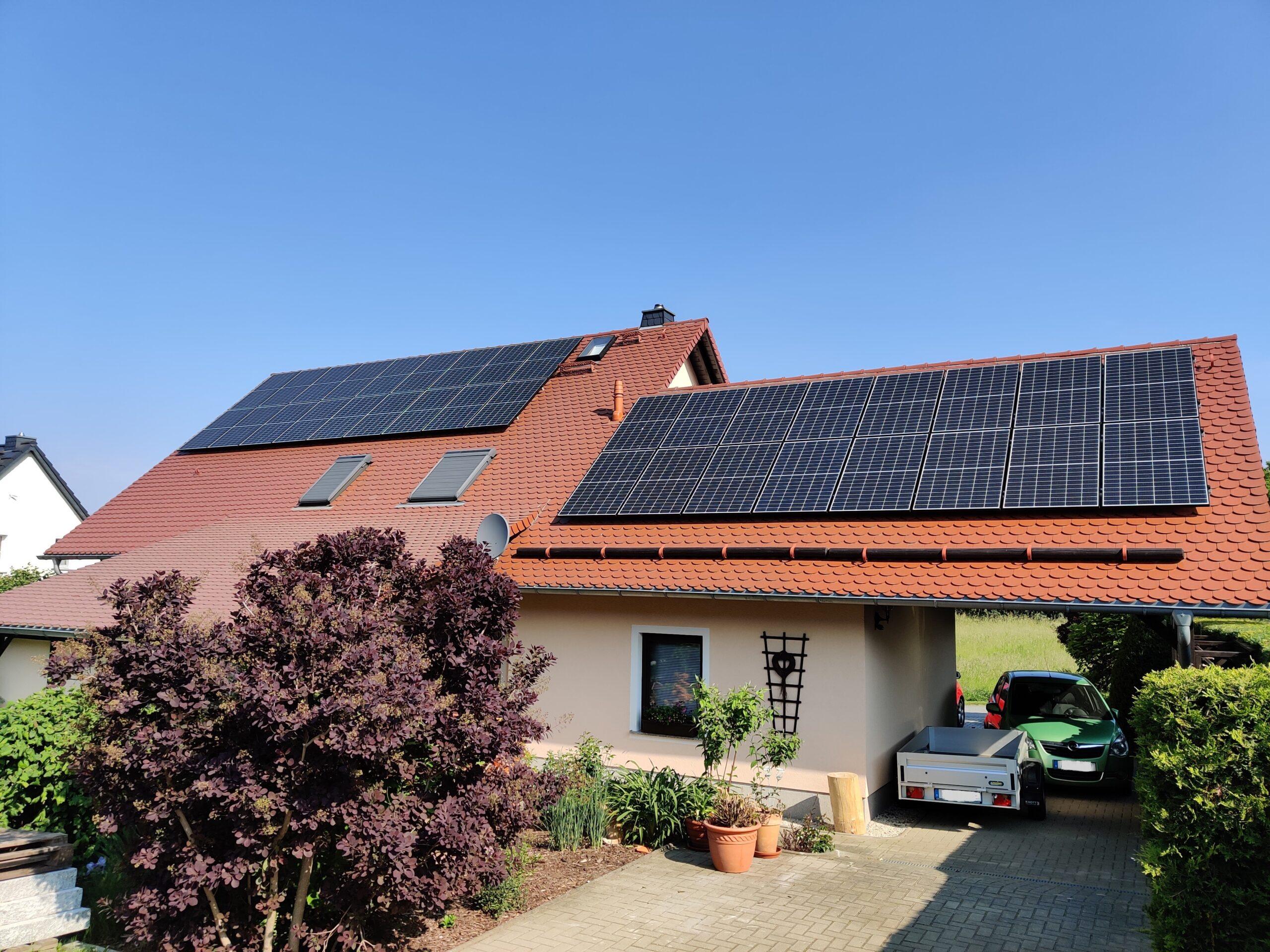 11,56 kWp PV-Anlage