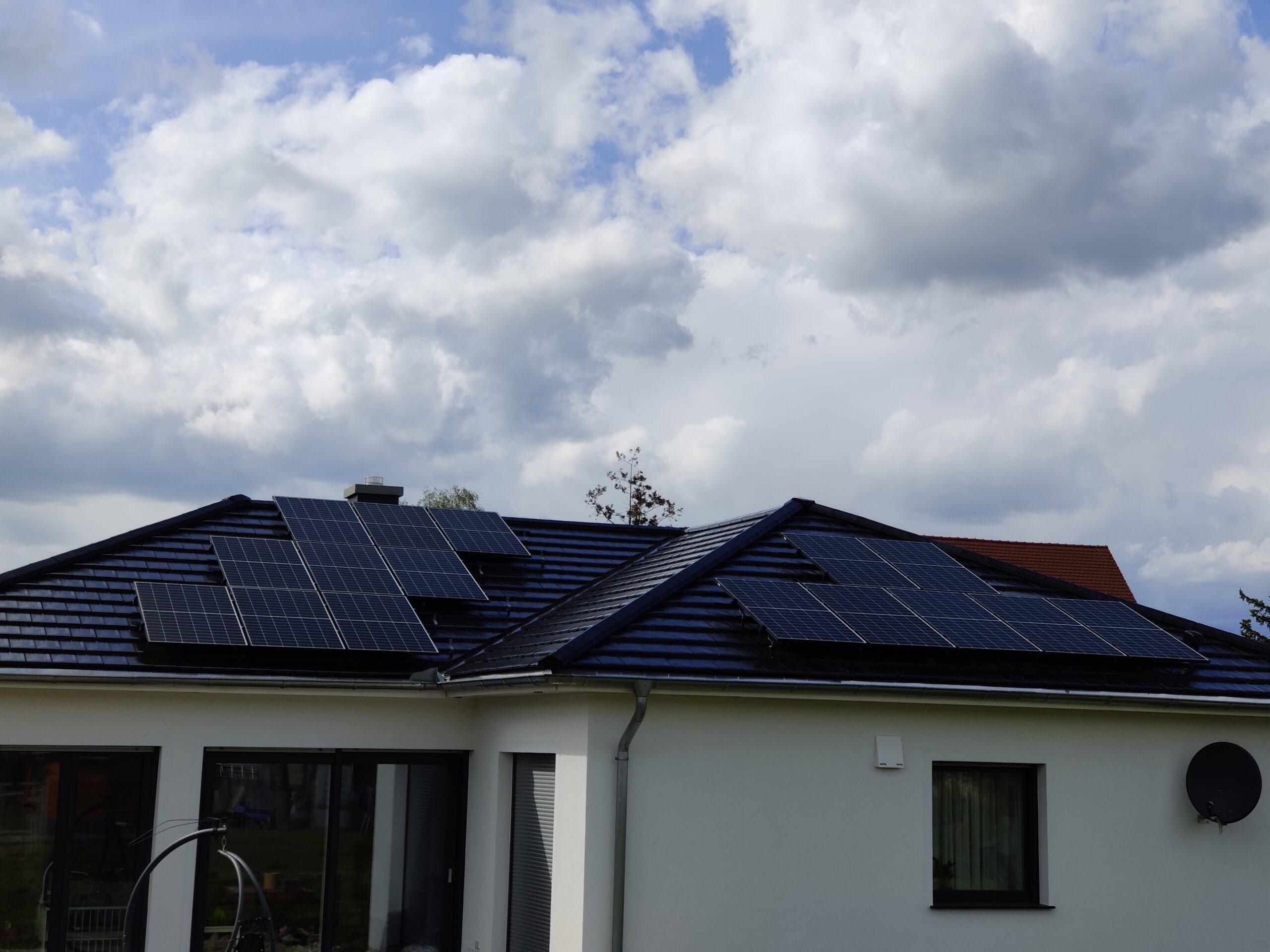 5,44 kWp PV-Anlage